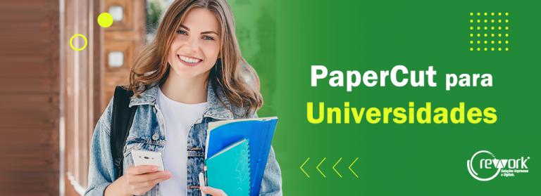 papercut para universidades